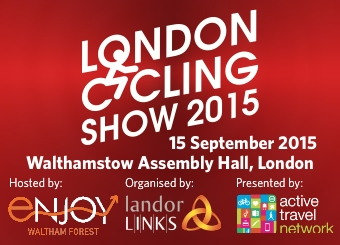 London Cycling Show 2015 - 15 September 2015 - Walthamstow Assembly Hall