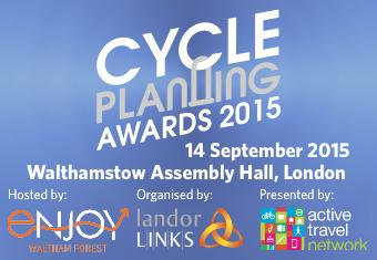 Cycle Planning Awards 2015 - 14 September 2015 - Walthamstow Town Hall