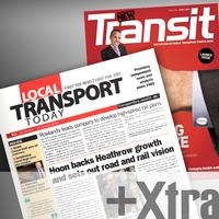 SAVE £40 on a TransportXtra Company Subscription